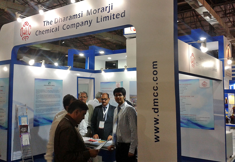 Chemspec 2014 | The Dharamsi Morarji Chemical Co  Ltd  | DMCC